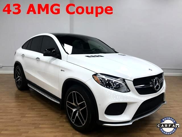 2017 Mercedes-Benz GLE Class AMG GLE43 Coupe