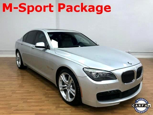 2011 BMW 7-Series 750i M-Sport