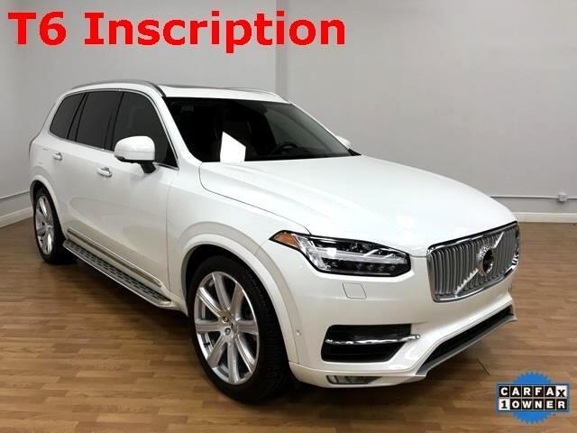 Volvo XC90 T6 Inscription AWD 2016