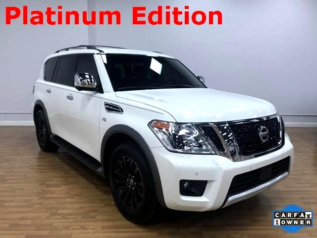2018 Nissan Armada Platinum 2WD