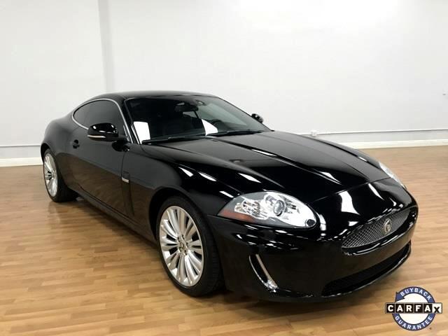 2011 Jaguar XK-Series XK Portfolio Coupe