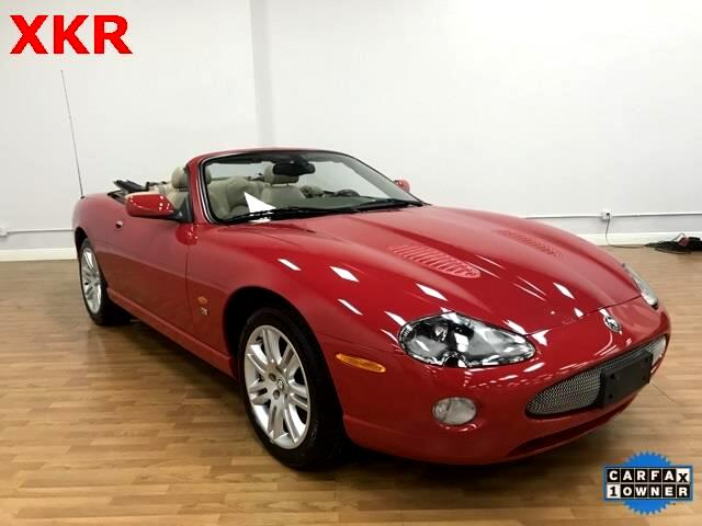 2006 Jaguar XK-Series XKR Convertible