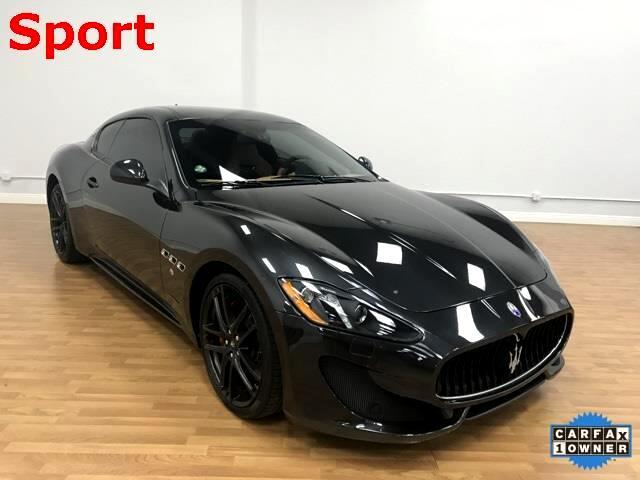 Maserati GranTurismo Sport Coupe 2015