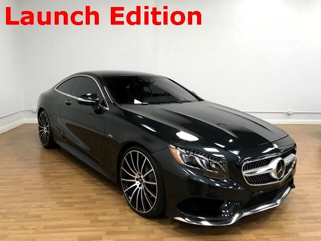 Mercedes-Benz S-Class S550 4MATIC Coupe 2015