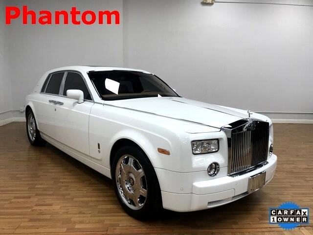 Rolls-Royce Phantom 4dr Sdn 2007
