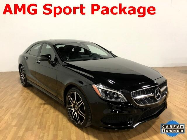 Mercedes-Benz CLS CLS 550 Coupe 2017
