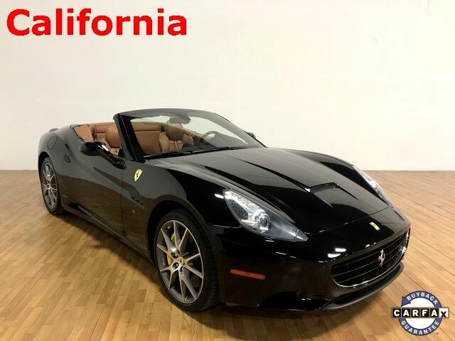 Ferrari California 2dr Conv 2012