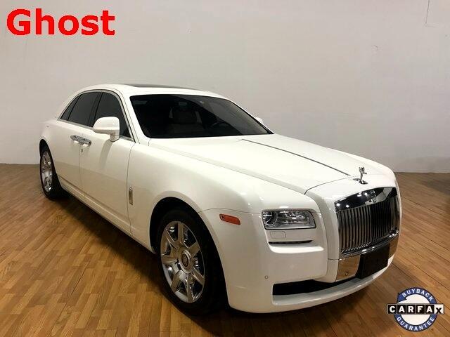 Rolls-Royce Ghost 4dr Sdn 2012