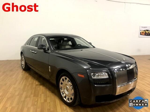 Rolls-Royce Ghost 4dr Sdn 2014