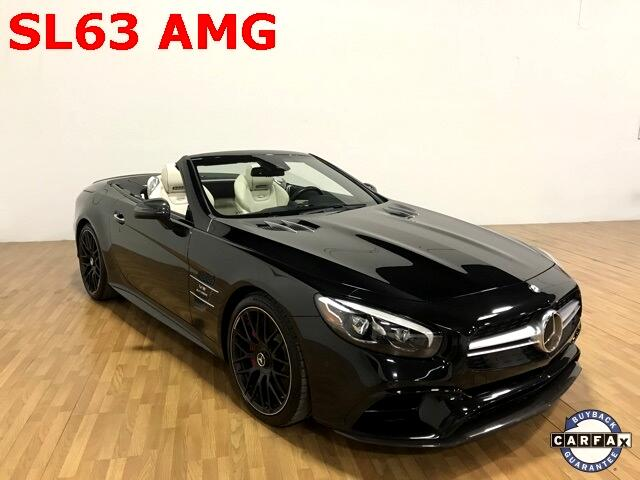 Mercedes-Benz SL AMG SL 63 Roadster 2017
