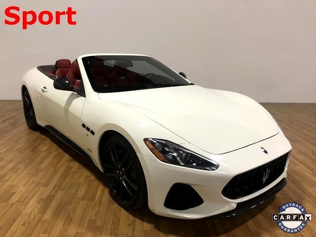 Maserati GranTurismo Convertible Sport 4.7L 2018