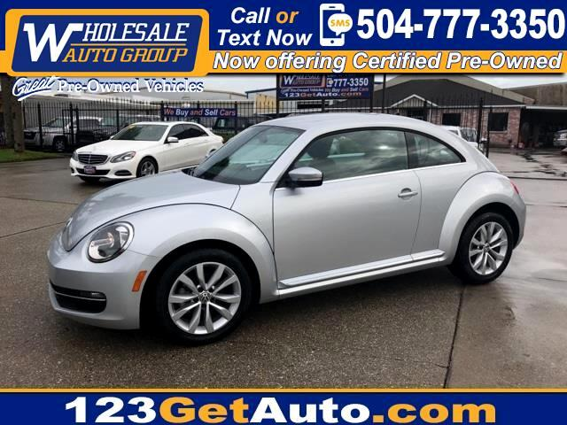 2015 Volkswagen Beetle 2.0 TDI