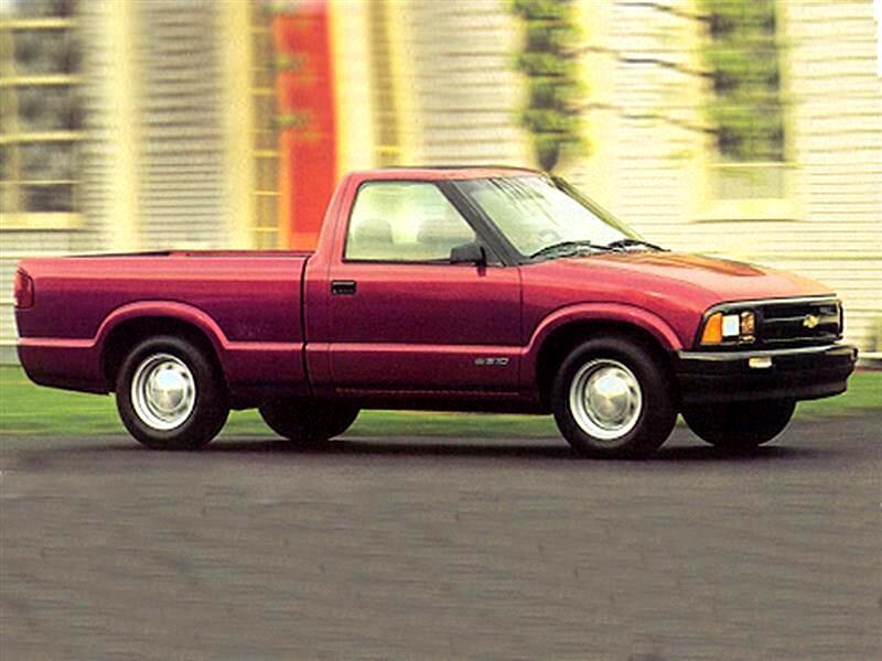 1995 Chevrolet S10 Pickup LS