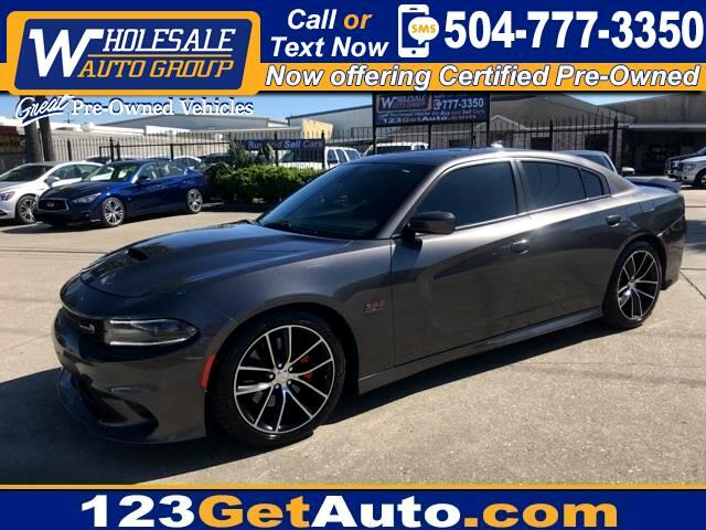 2015 Dodge Charger R/T Scat Pack