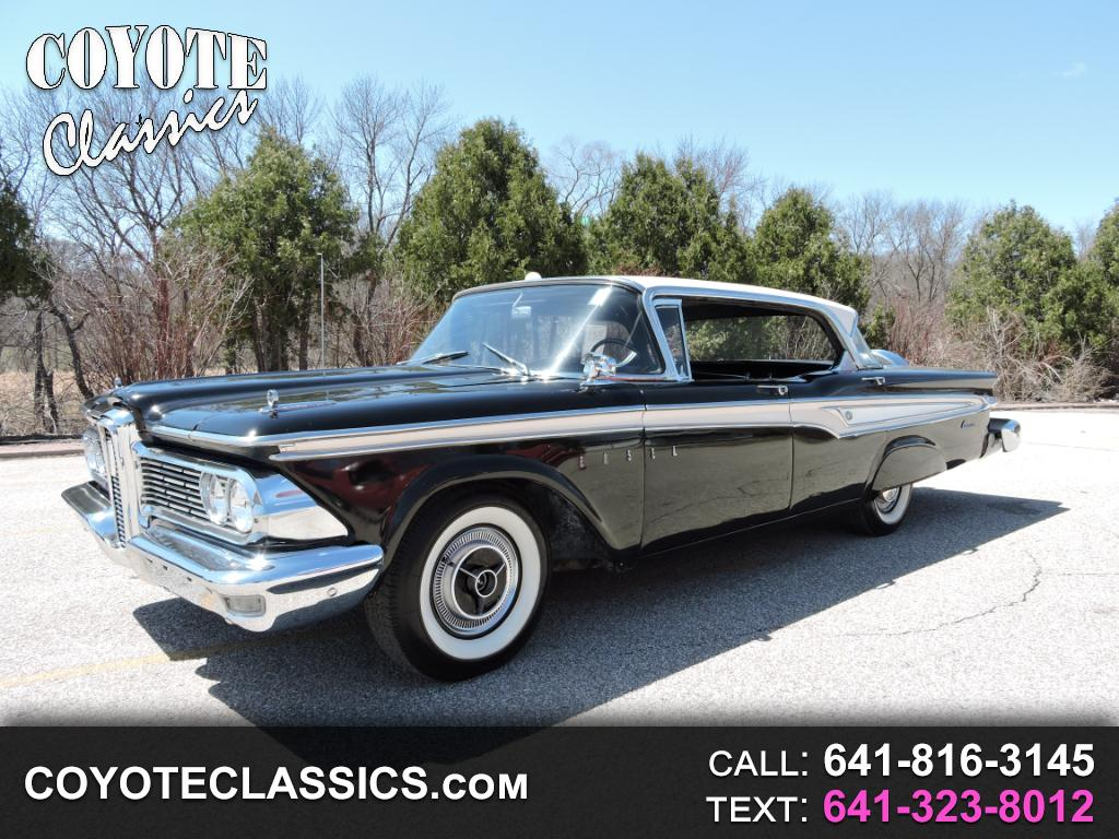 1959 Edsel Corsair 4 Door Hardtop