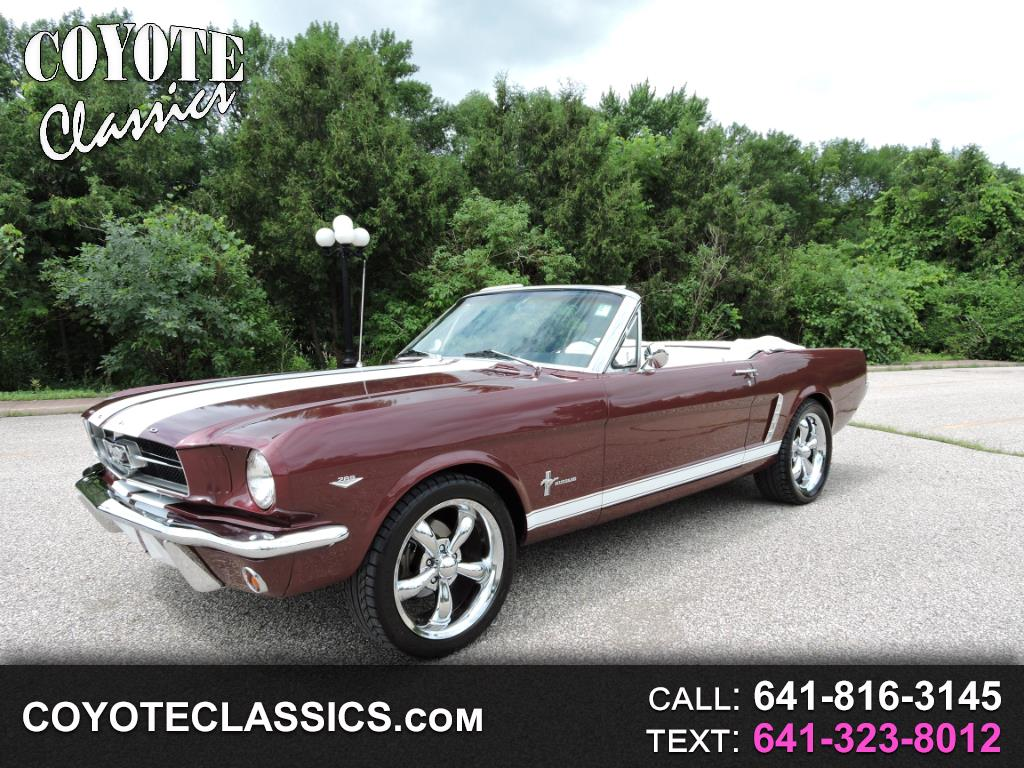 1965 Ford Mustang 2dr Convertible