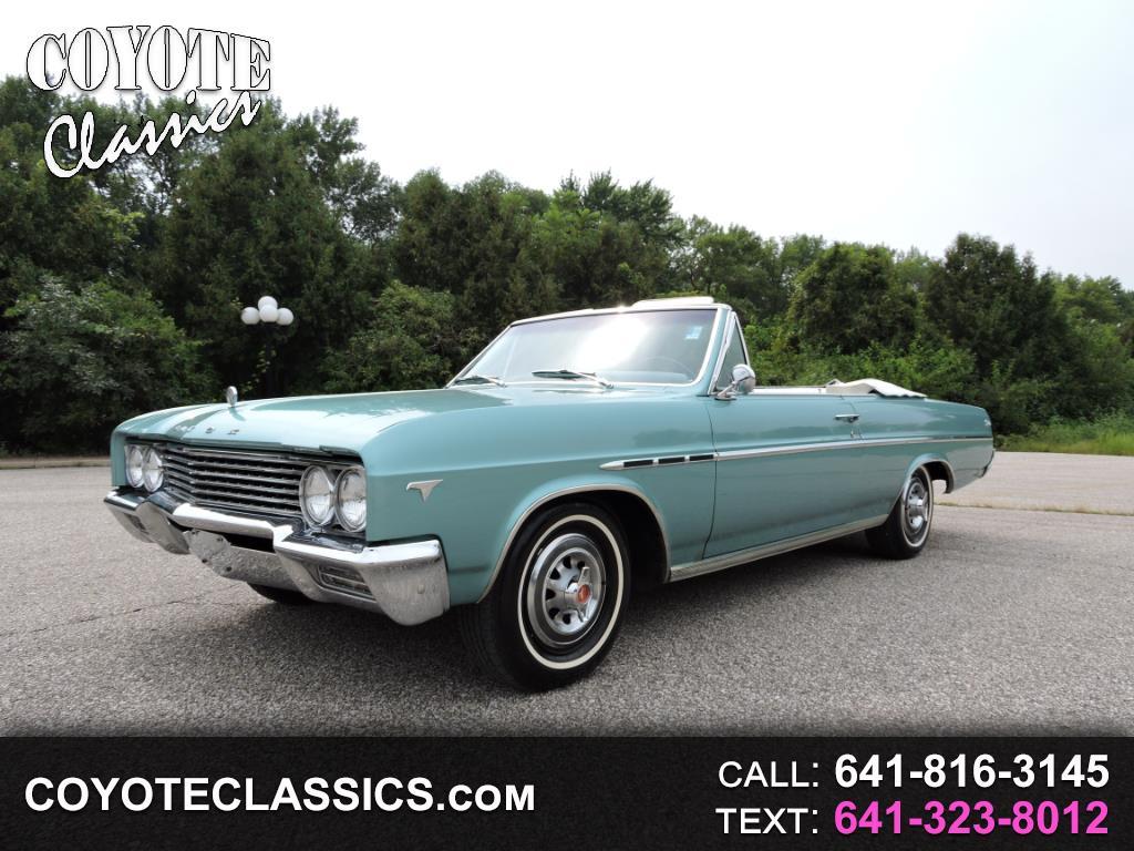 1965 Buick Skylark Convertible