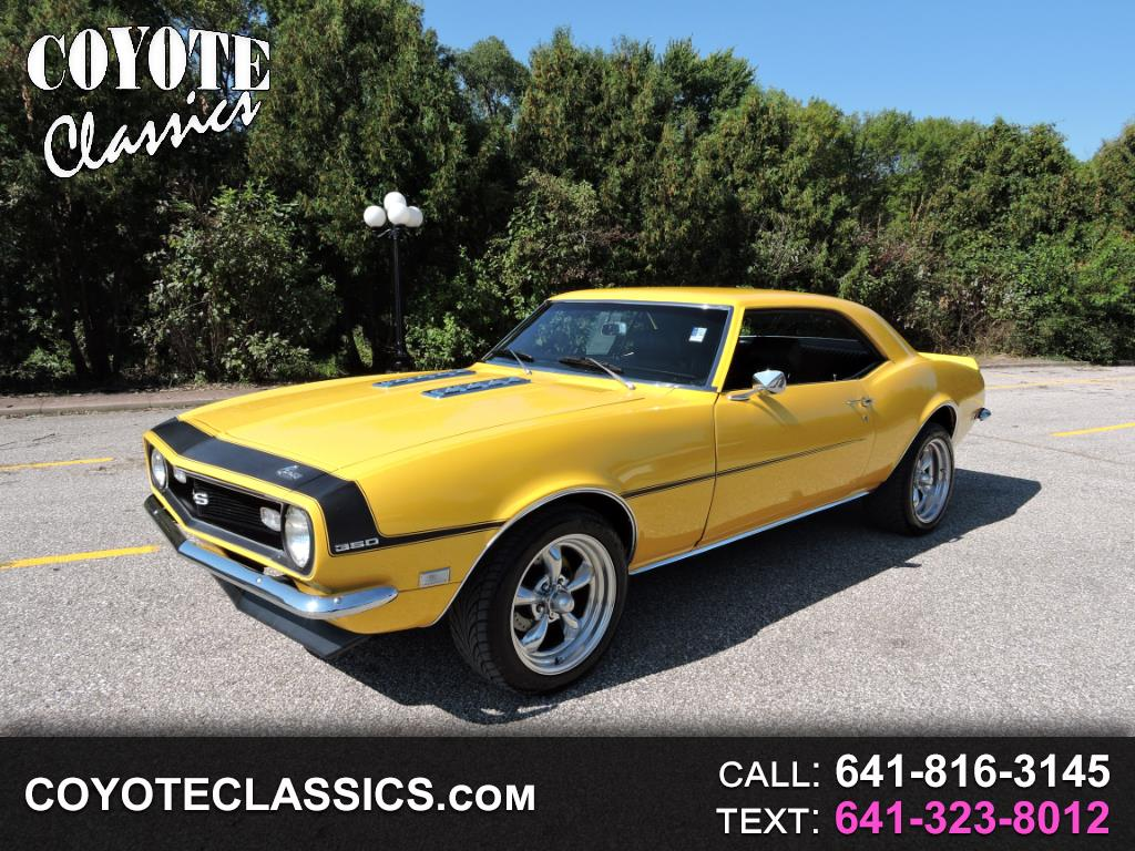 Used Cars For Sale Greene Ia 50636 Coyote Classics 1966 Chevy Camaro Ss 1968 Chevrolet