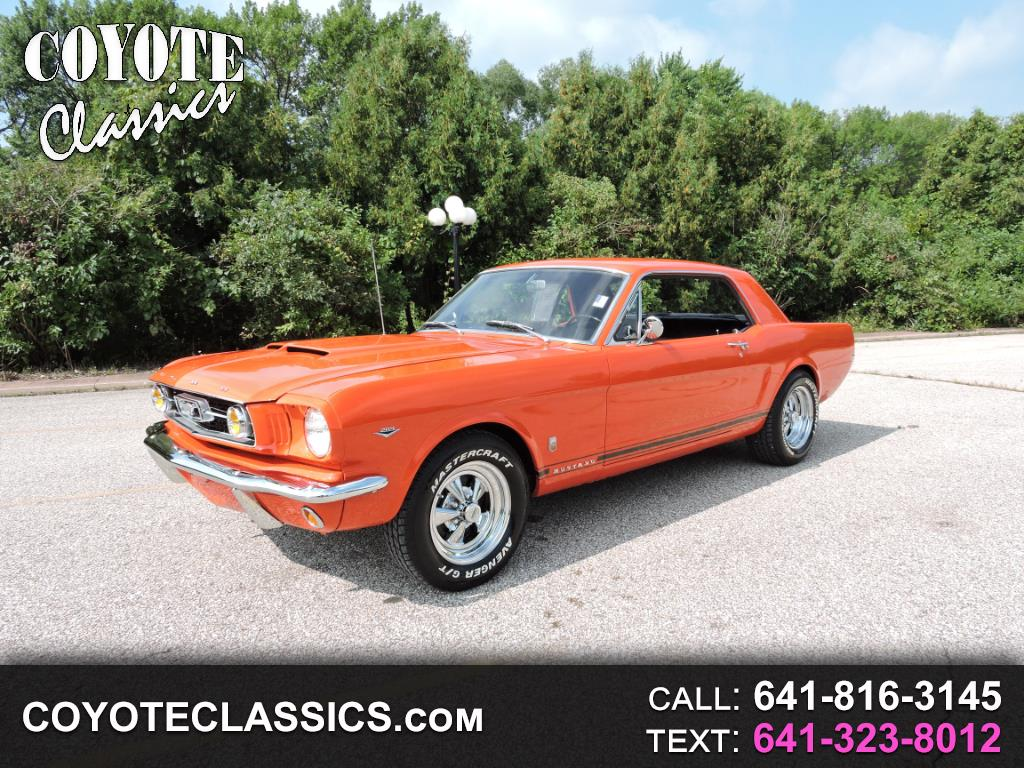 1966 Ford Mustang GT Tribute