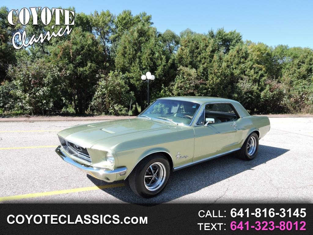 1968 Ford Mustang 2dr Coupe
