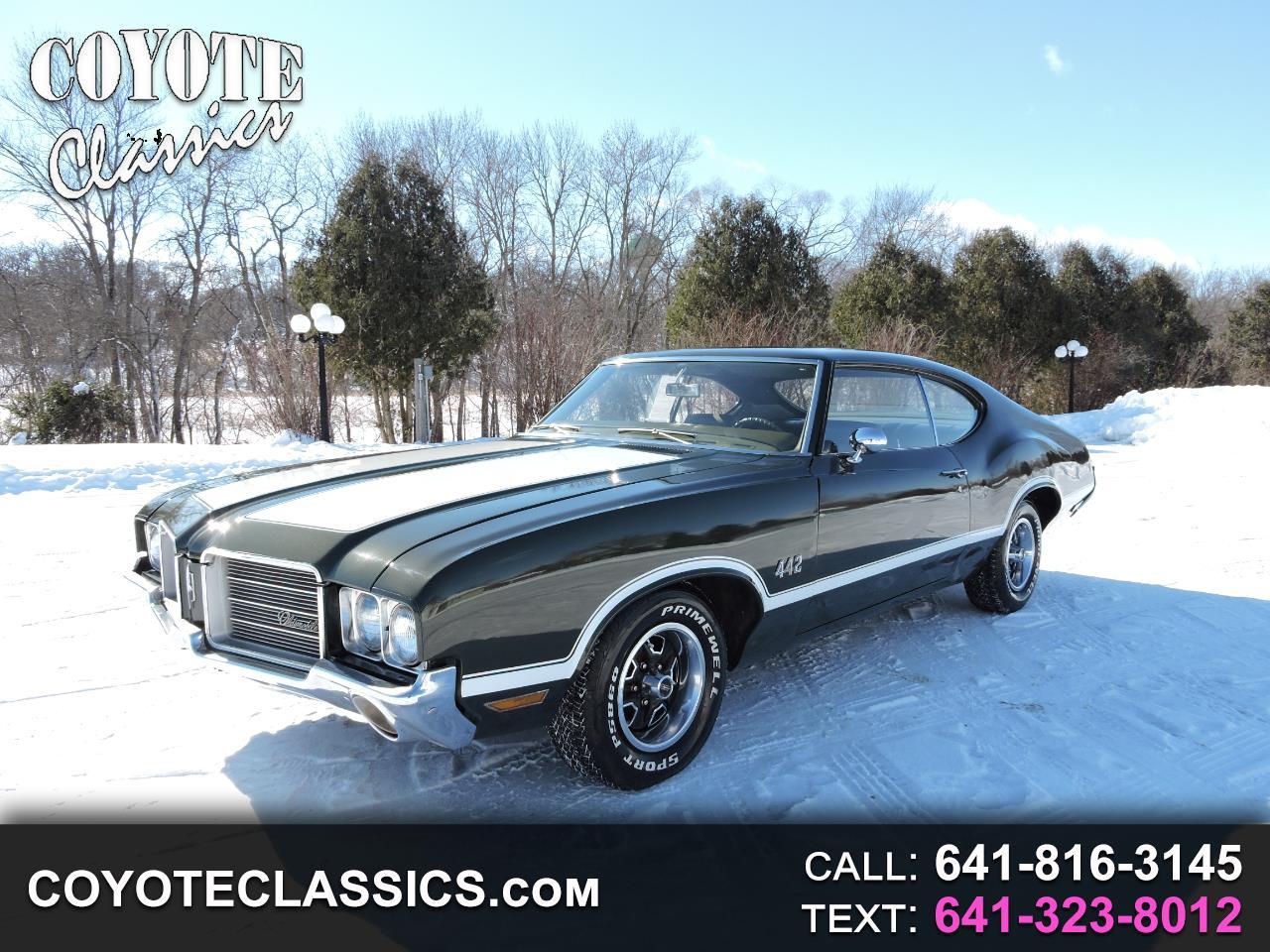1971 Oldsmobile Cutlass 442