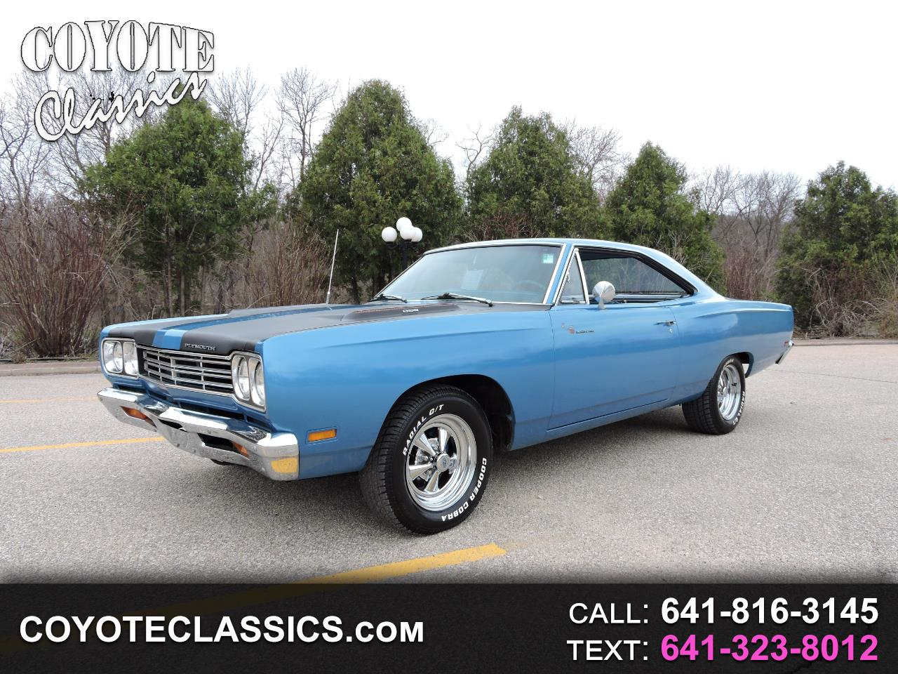 2ed674550f 1969 Plymouth Road Runner