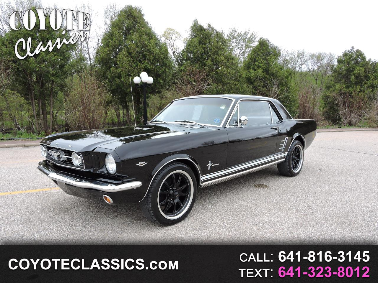 1966 Ford Mustang 2dr Coupe