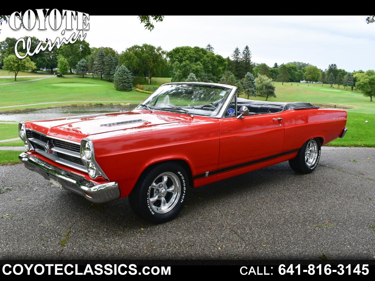 1966 Ford Fairlane GT Convertible