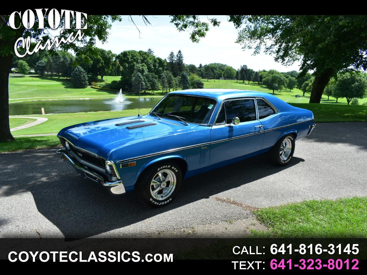 1969 Chevrolet Nova Super Sport
