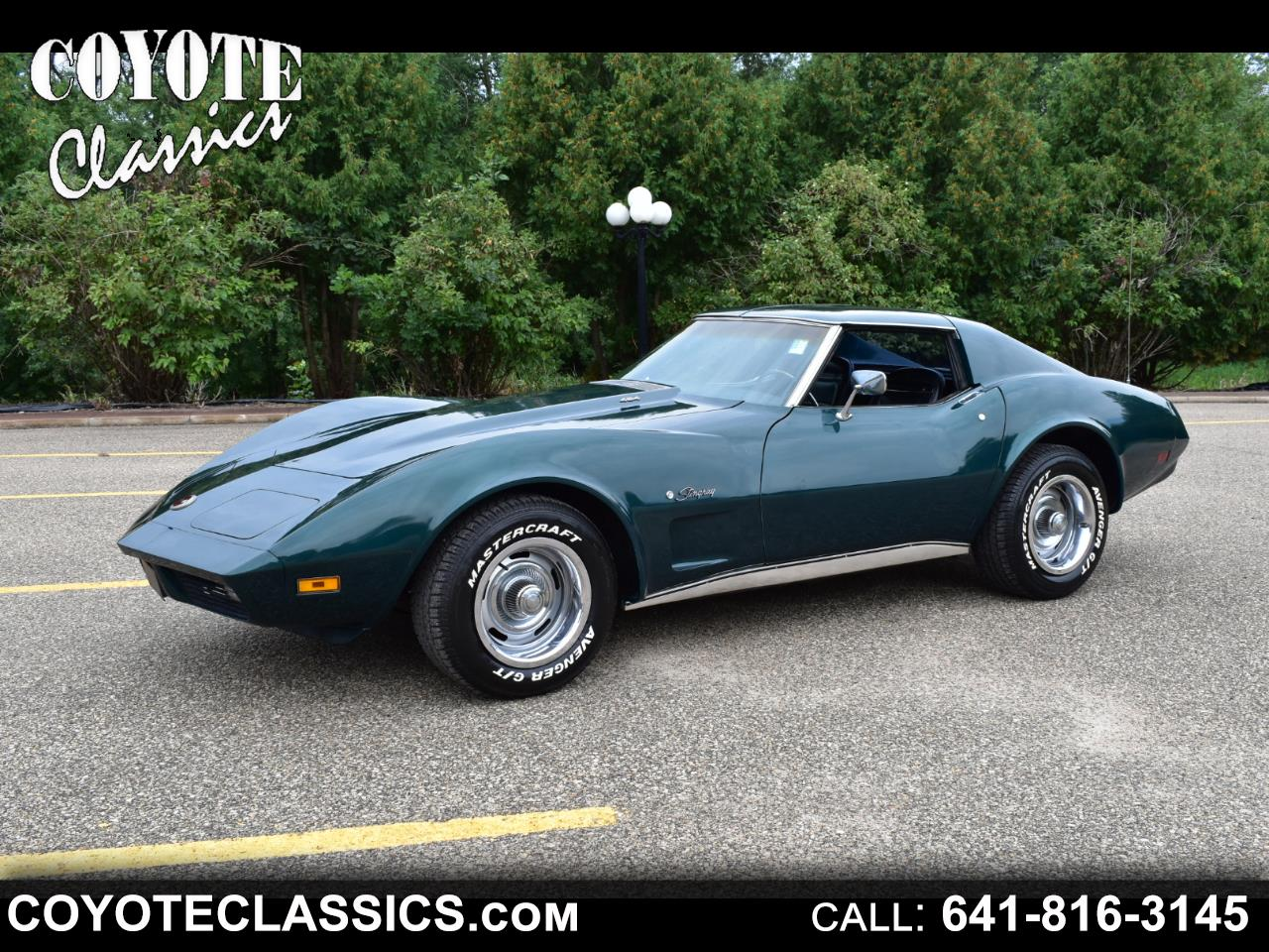 1974 Chevrolet Corvette 1LT Coupe Automatic