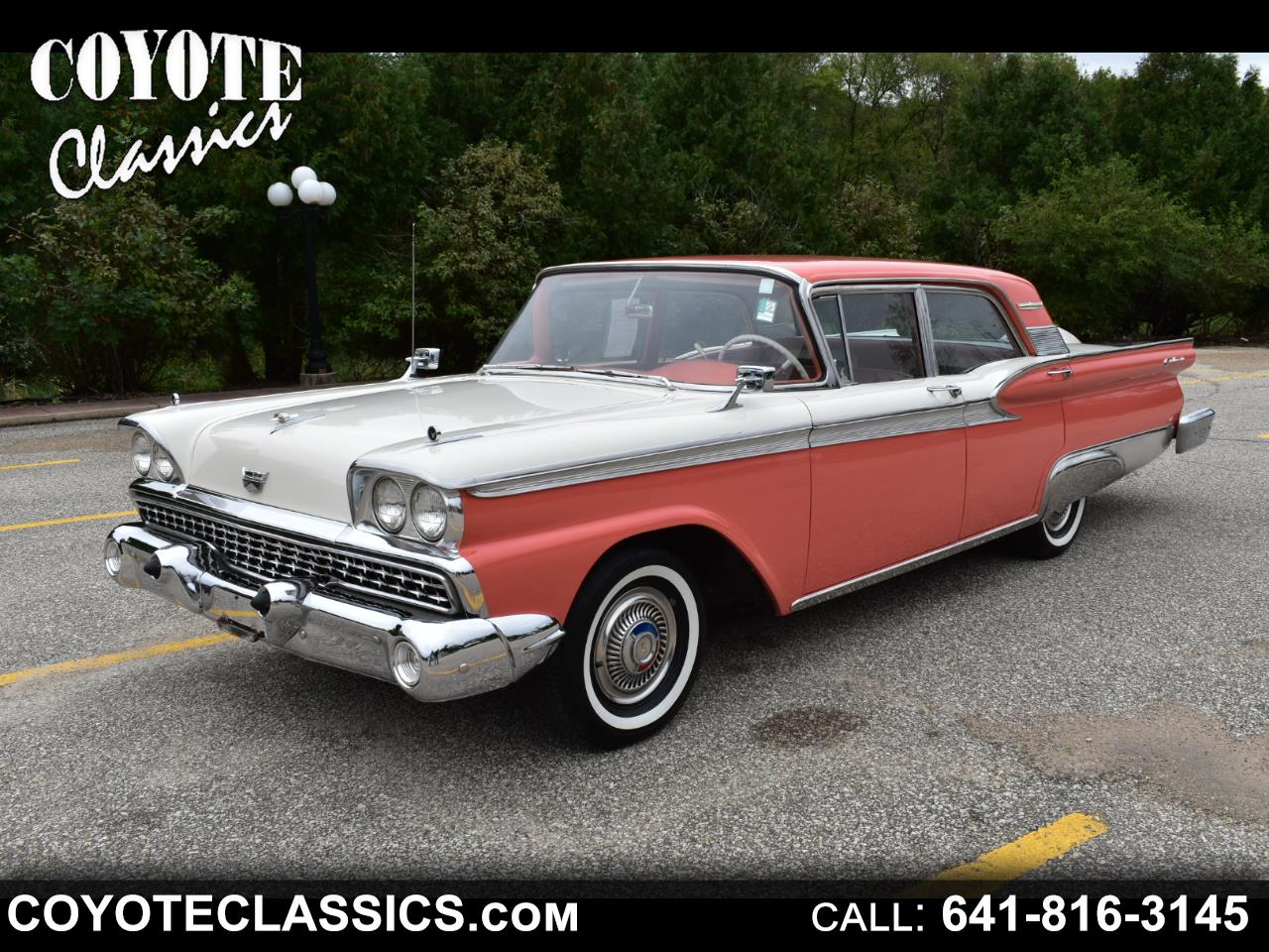 1959 Ford Galaxie 500