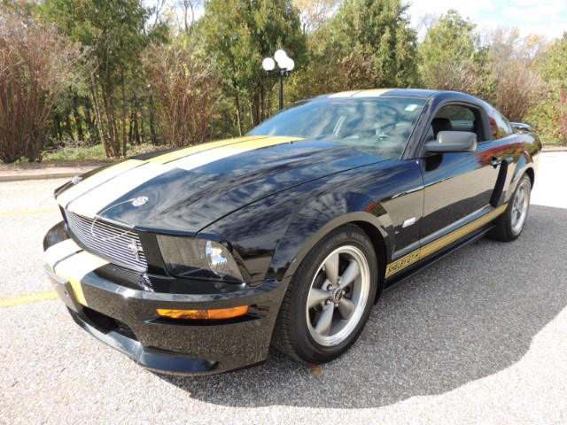 Ford Mustang Shelby GT 350 2006