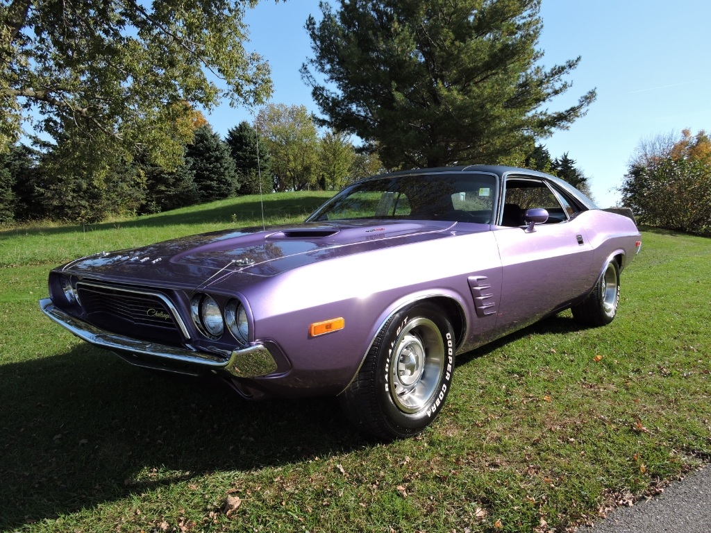 1973 Dodge Challenger Ralley