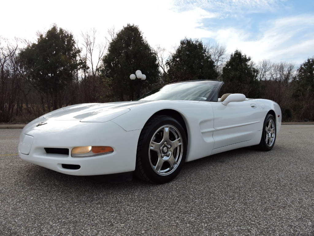 Chevrolet Corvette Convertible 1999