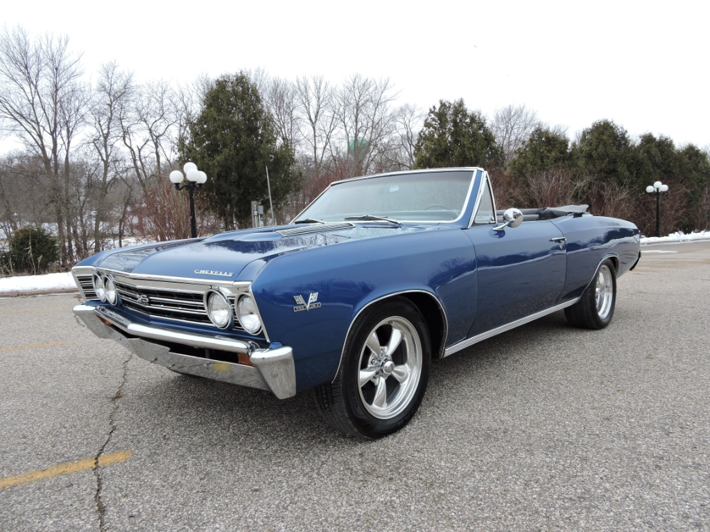 1967 Chevrolet Super Sport Convertible