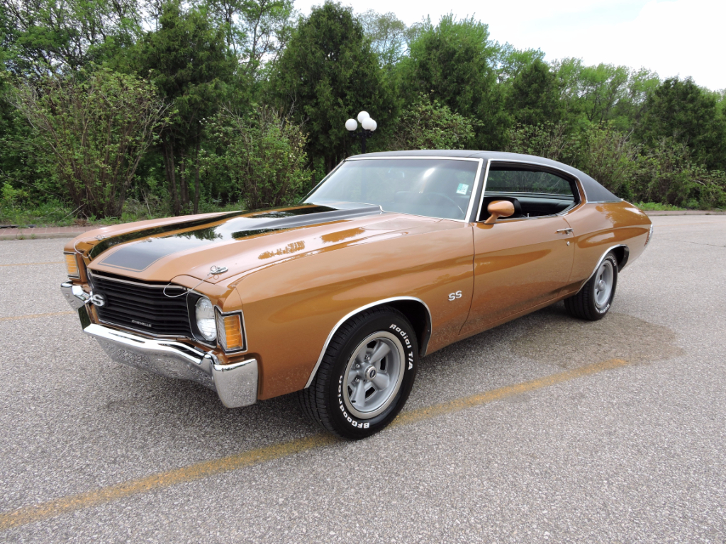 Used Sold Cars For Sale Greene Ia 50636 Coyote Classics 1970 Impala Craigslist 1972 Chevrolet Chevelle Malibu Ss Super Sport