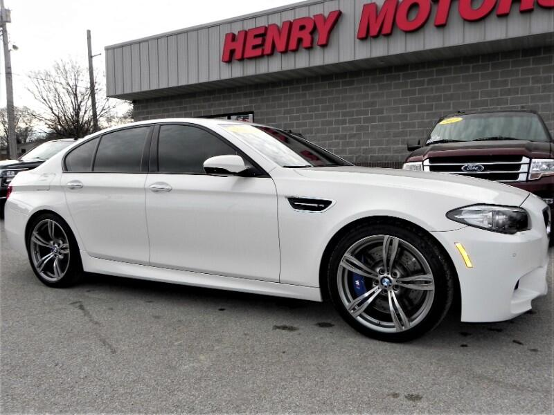 2014 BMW M5