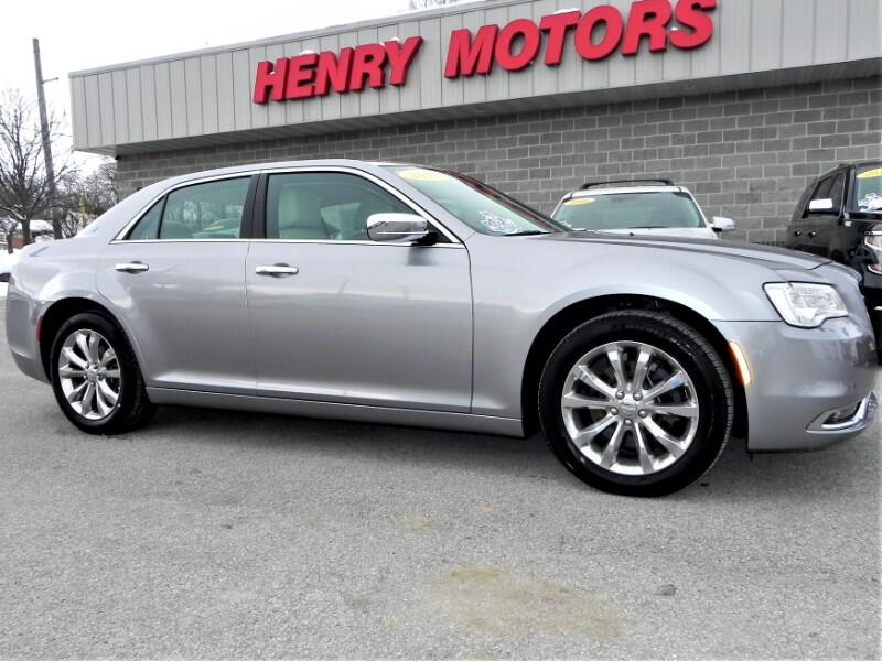 2018 Chrysler 300 Limited AWD