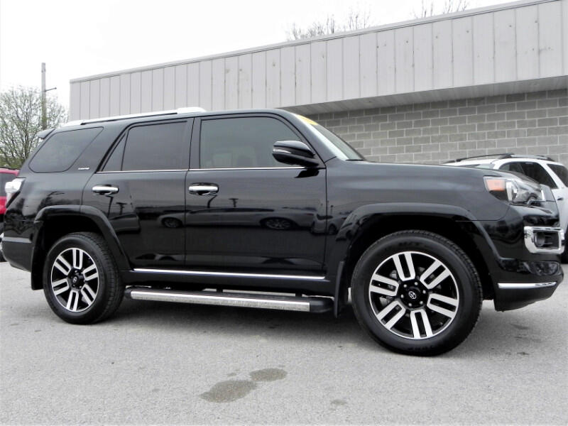 2018 Toyota 4Runner Limited 4WD V6