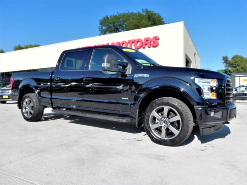 2017 Ford F-150 Supercrew XLT Sport 4X4
