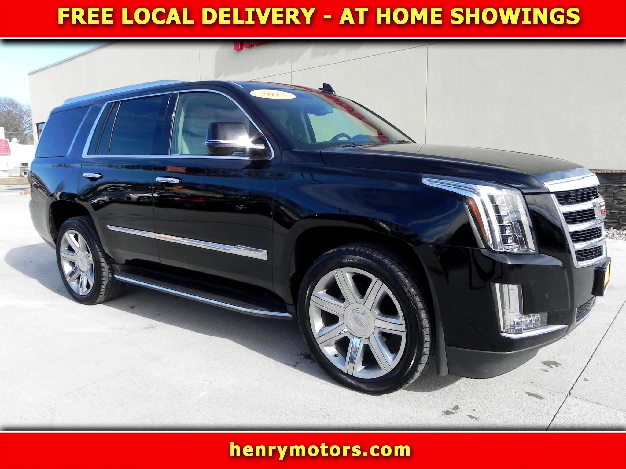 Cadillac Escalade Luxury 4WD 2015