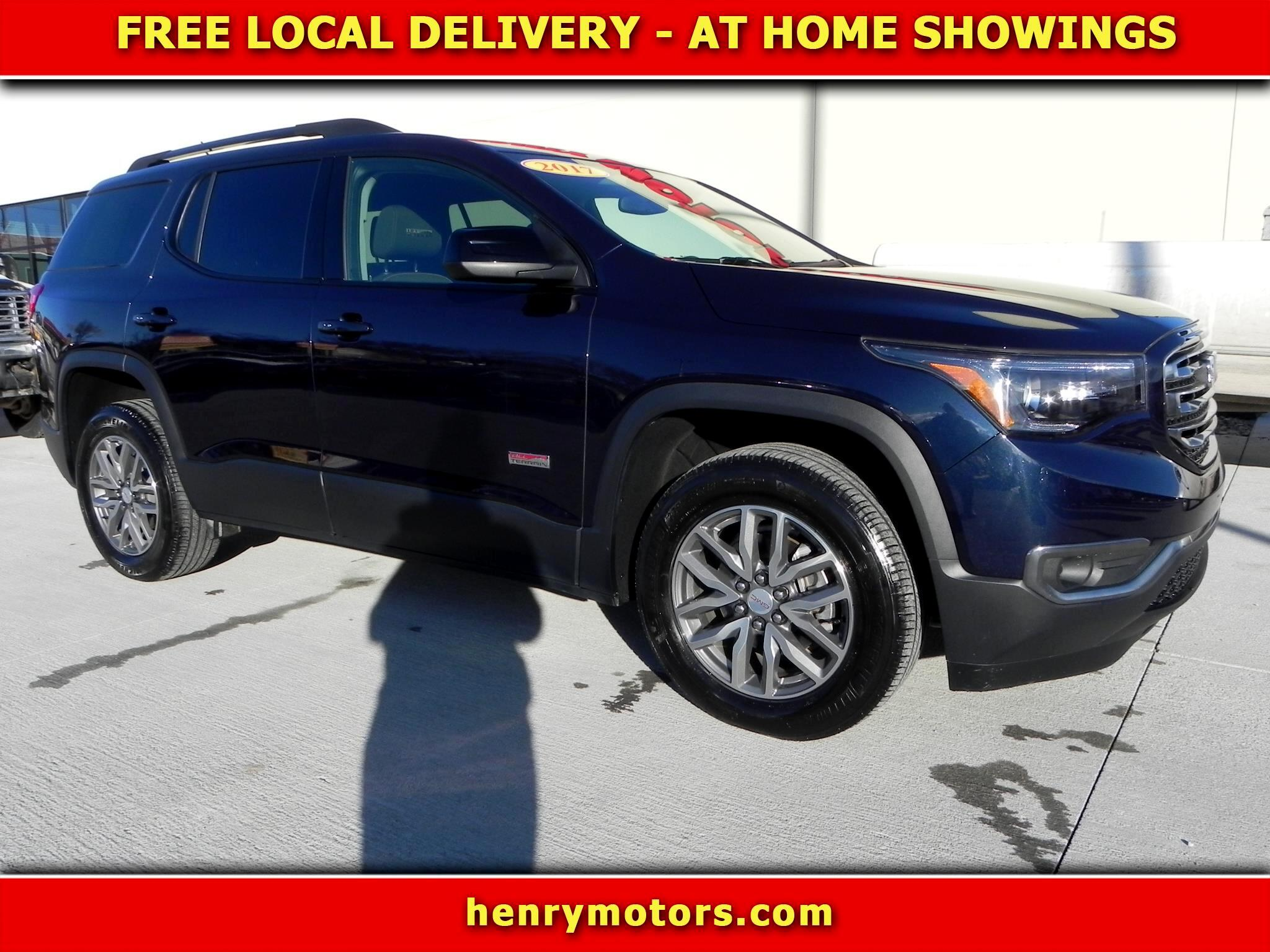 GMC Acadia All Terrain 1 AWD 2017