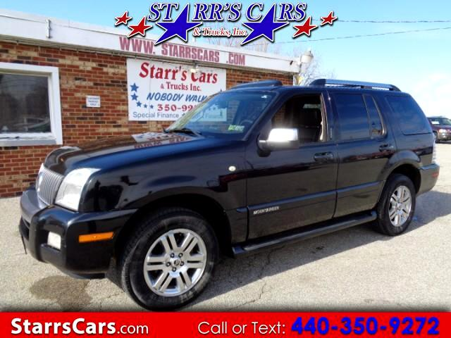 2007 Mercury Mountaineer Premier 4.6L AWD