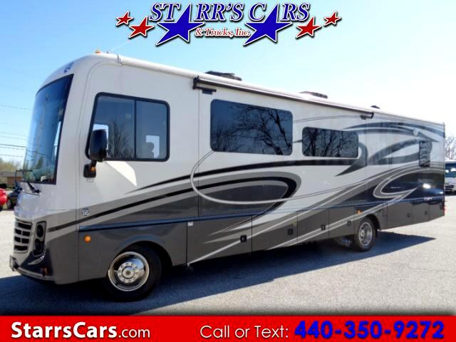 2017 Holiday Rambler Vacationer XE 32A
