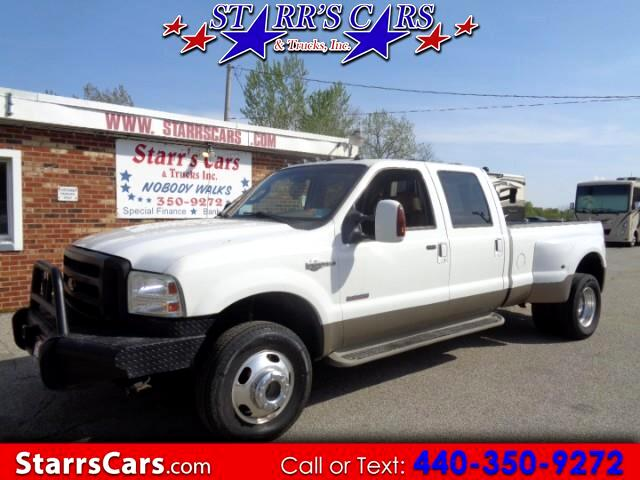 "2006 Ford Super Duty F-350 DRW 4WD Crew Cab 172"" King Ranch"