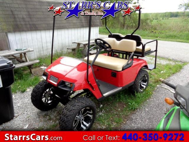 2010 EZ-GO Golf Cart