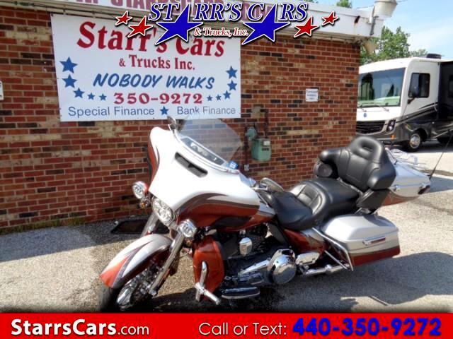 2014 Harley-Davidson CVO Limited CVO
