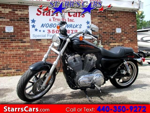 2012 Harley-Davidson XL883L SPORTSTER