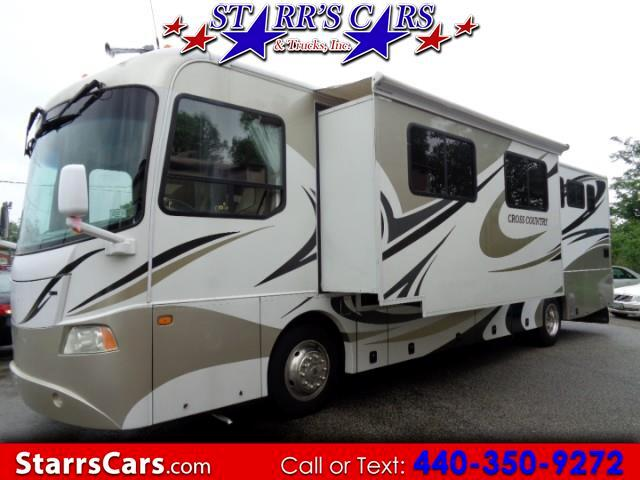 2009 Coachmen Cross Country 382DS