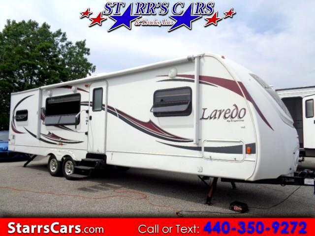 2011 Keystone Laredo 293RK